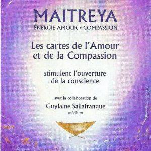 Carte MAITREYA 003